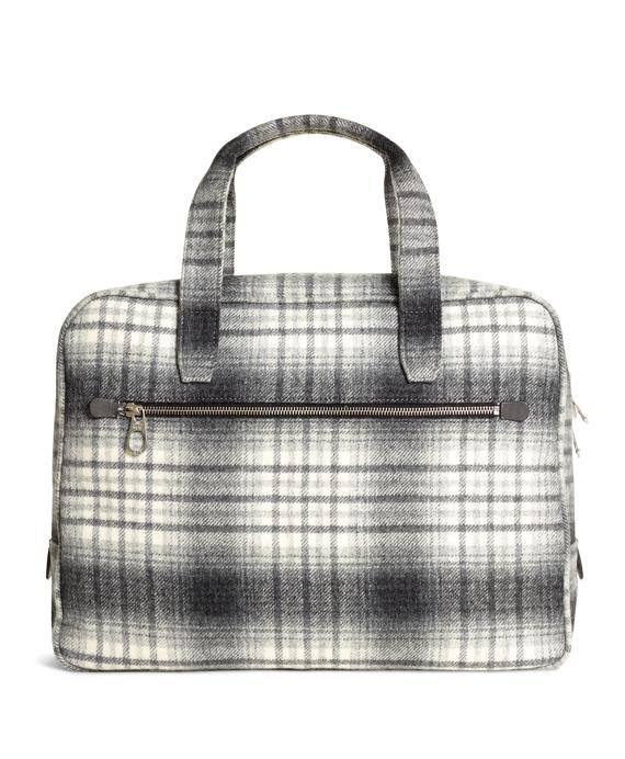 Grey Briefcase Grey