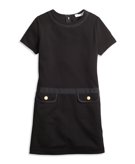 Knit Ponte Dress