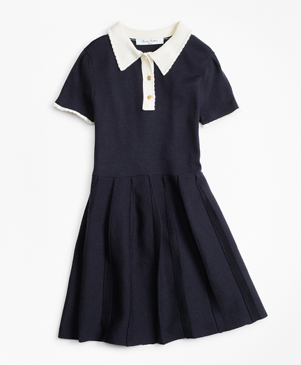 Merino Wool-Blend Sweater Dress