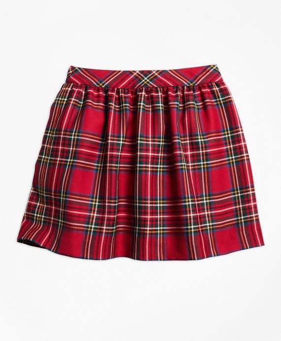 Holiday Tartan Skirt
