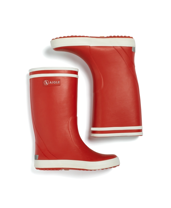 Aigle Rainboots Red