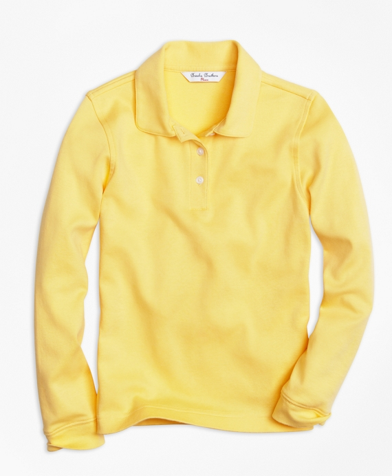 Yellow Long Sleeve Shirt Custom Shirt