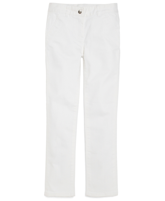 Denim Jeans White