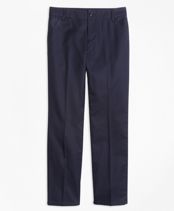 Non-Iron Chino Pants Navy