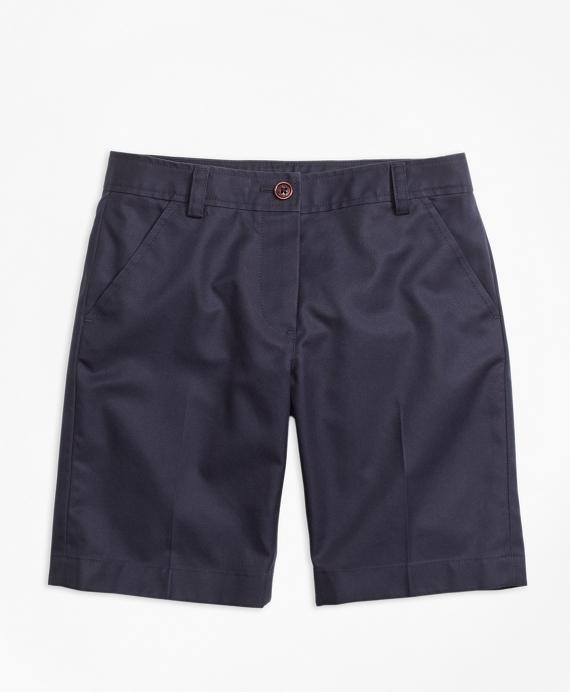 Chino Bermuda Shorts Navy