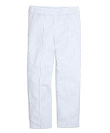 Cotton Seersucker Pants