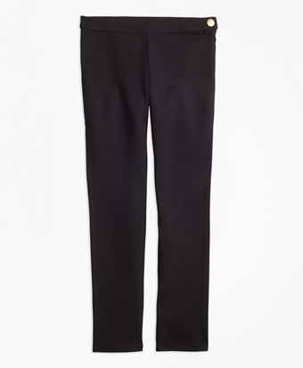 Knit Ponte Skinny Pants