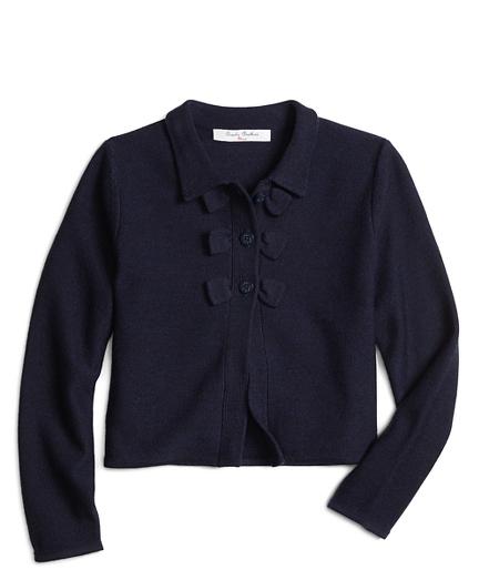 Merino Wool Sweater Jacket