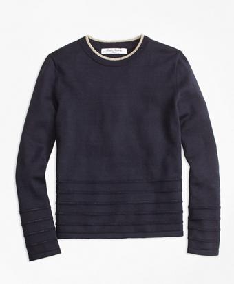 Supima® Cotton Crewneck Sweater