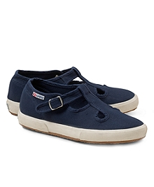 Superga® T-Strap Sneakers