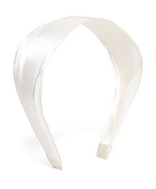 Wide Satin Headband