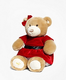 Gund® St Jude Brooke® Holiday Bear