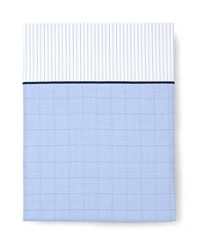 Glen Plaid Full Flat Sheet