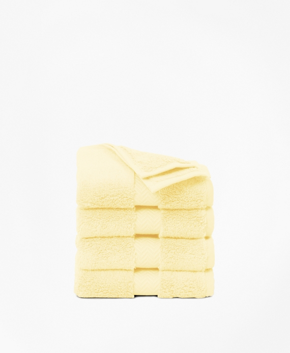 Terry Washcloth Candlelight