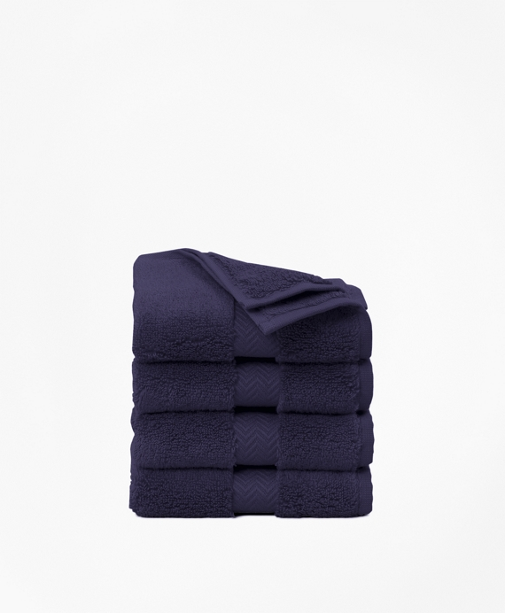 Terry Washcloth Navy
