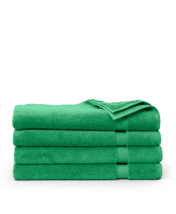 Terry Hand Towel Lt Kelly Green