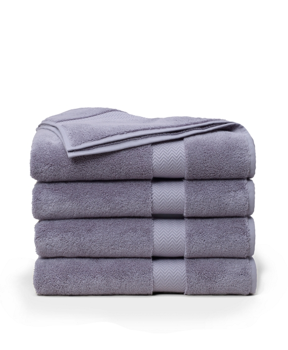 Terry Bath Towel Med Grey