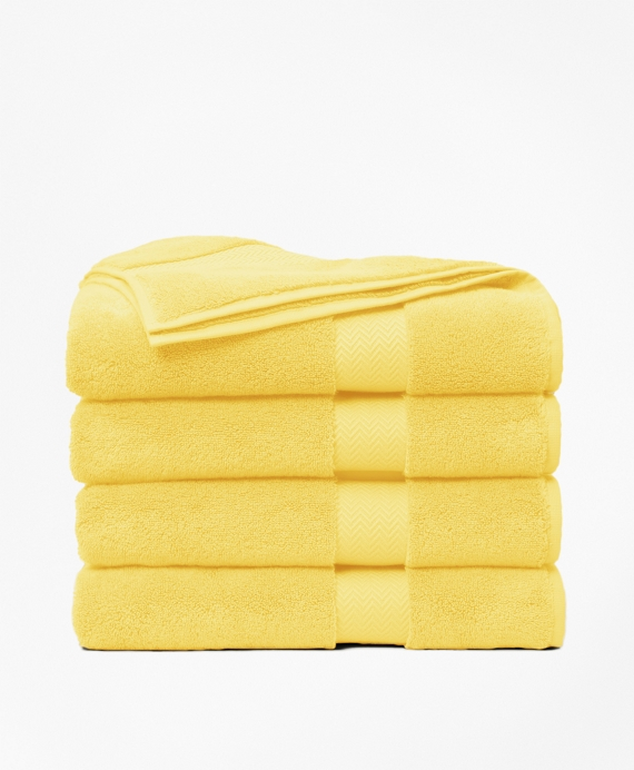 Terry Bath Towel Sunshine