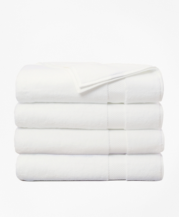 Terry Bath Sheet White