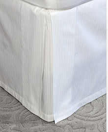 Sateen Full Bed Skirt