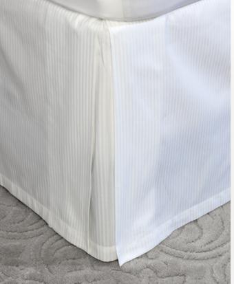 Sateen King Bed Skirt