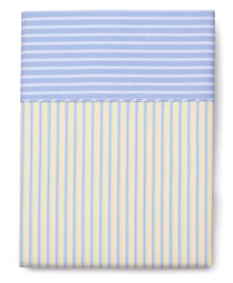Stripe King Flat Sheet