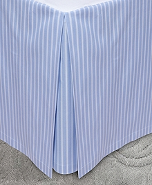 Stripe Full Bed Skirt