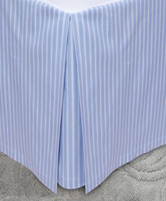 Stripe Queen Bed Skirt