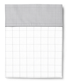 Windowpane King Pillow Cases