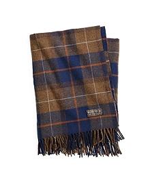 Navy Pendleton® Throw Blanket