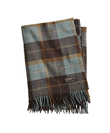 Slate Blue Pendleton® Throw Blanket