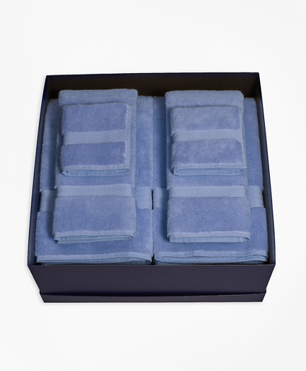 Terry Bath Towel Gift Set