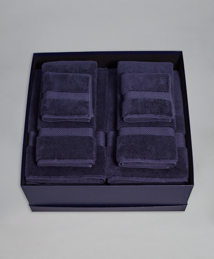 Terry Bath Sheet Gift Set