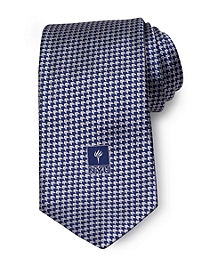 New York University Chevron Tie