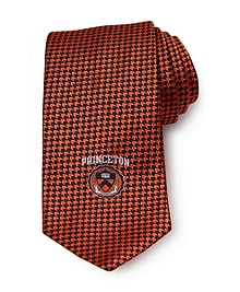 Princeton University Chevron Tie