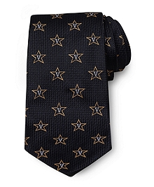 Vanderbilt University  All-Over Logo Tie
