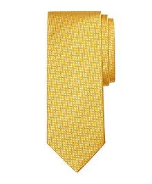 Tonal Basketweave Tie