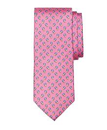 Pineapple Print Tie