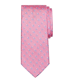 Tossed Diamond Tie