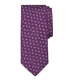 Tossed Flower Tie