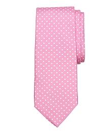 Small Dot Print Tie