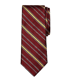Alternating Stripe Tie