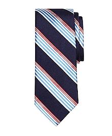 Sidewheeler Music Stripe Tie