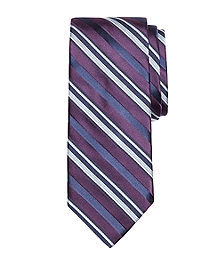 Alternating Bar Stripe Tie