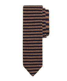 BB#5 Stripe Knit Tie