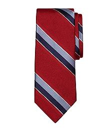 Sidewheeler Stripe Tie
