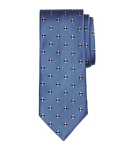 Four-Dot Flower Tie