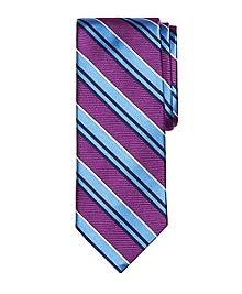 Bold Twin Stripe Tie