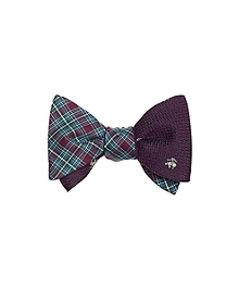 Golden Fleece® with Tattersall Reversible Bow Tie