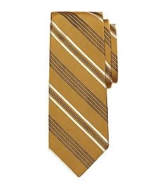 Quad Stripe Tie